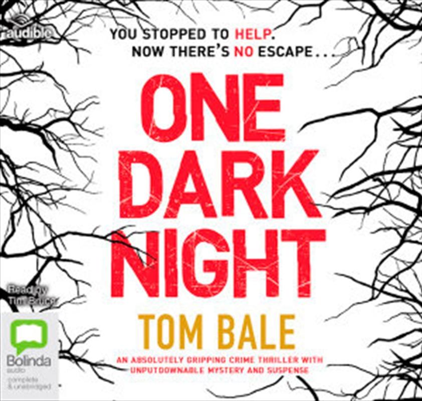 One Dark Night   Audio Book