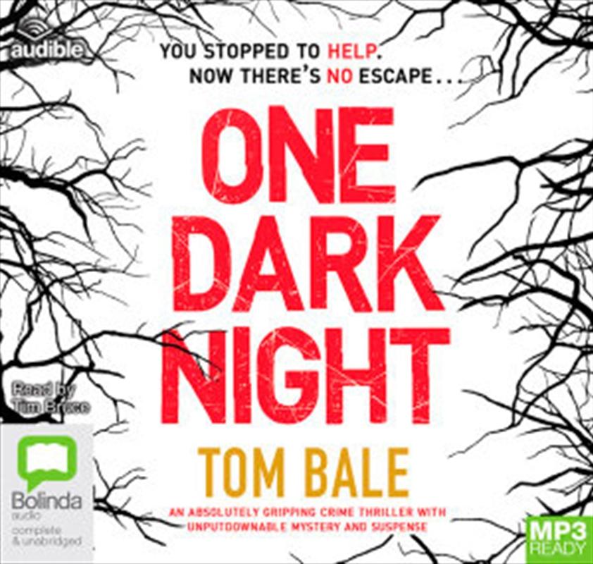 One Dark Night | Audio Book