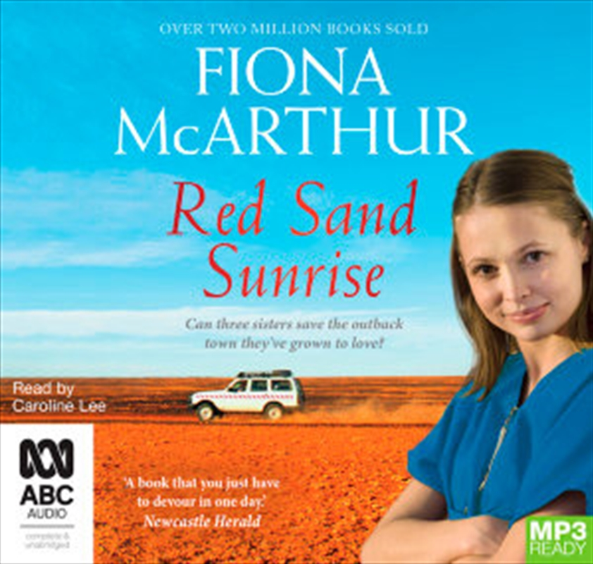 Red Sand Sunrise | Audio Book