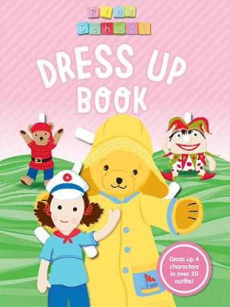 ABC Kids Play School Dress Up Book | Paperback Book