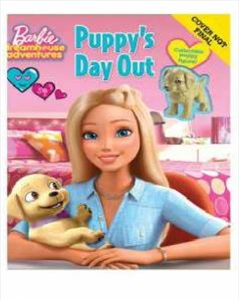 Puppys Day Out | Hardback Book