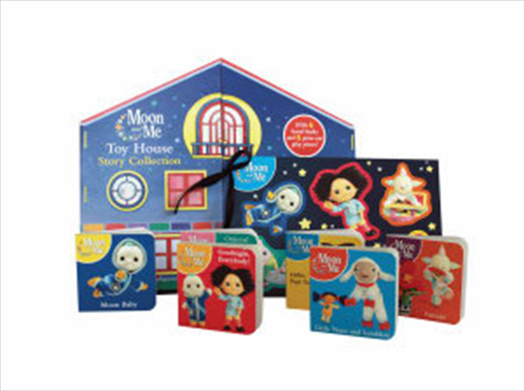 Toy House Story Collection (Moon and Me)   Board Book