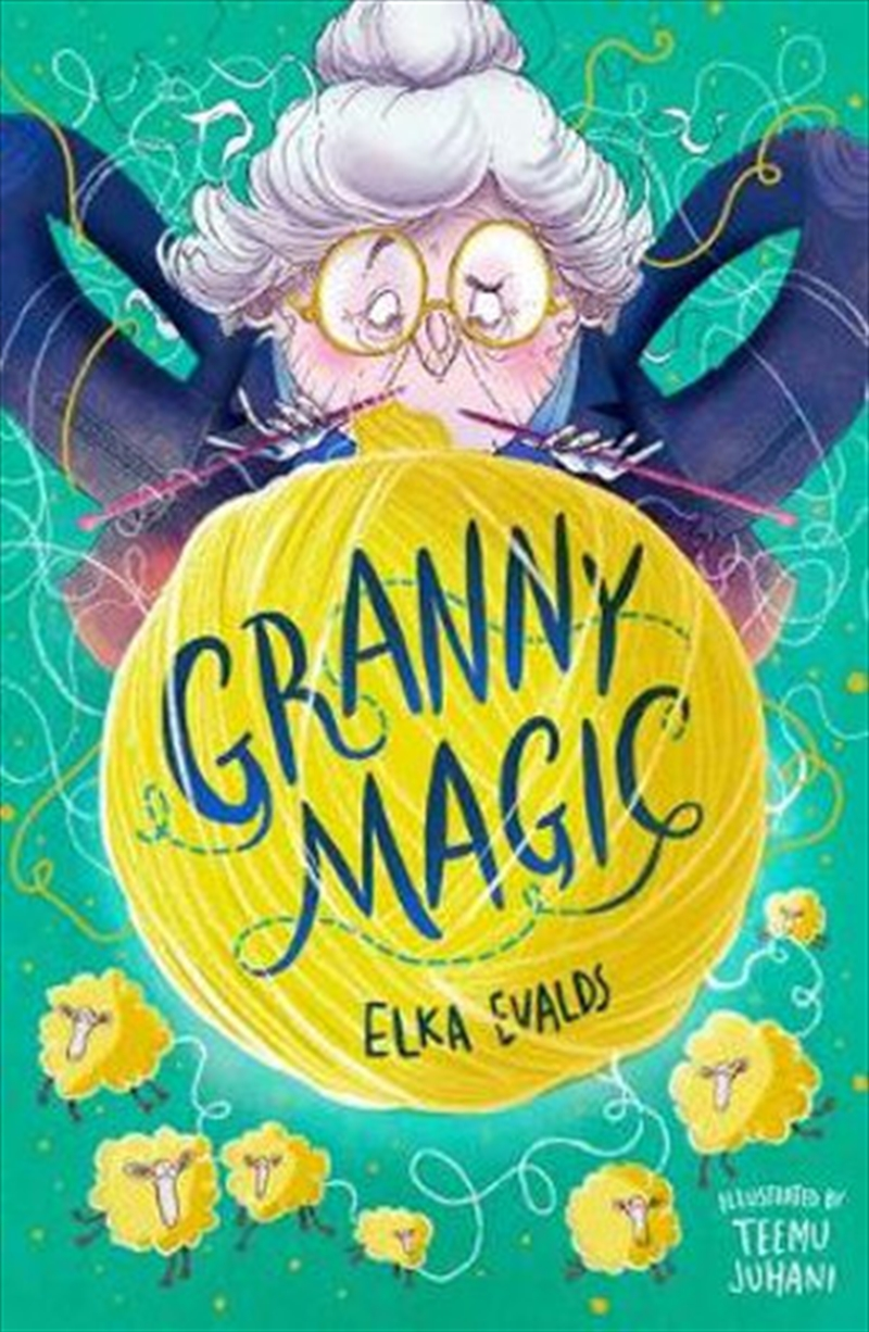 Granny Magic | Paperback Book