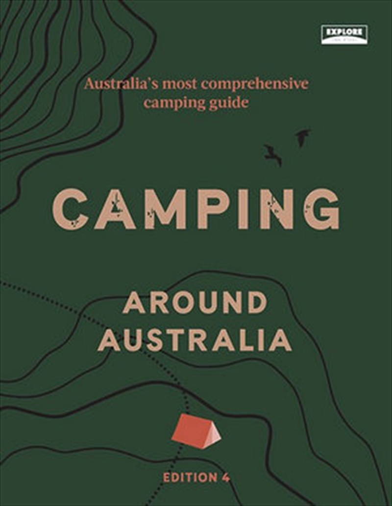 Camping around Australia - 4th Edition | Paperback Book