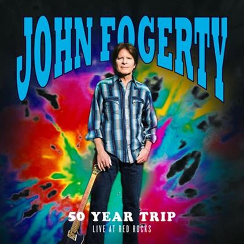50 Year Trip - Live At Red Rocks   Vinyl