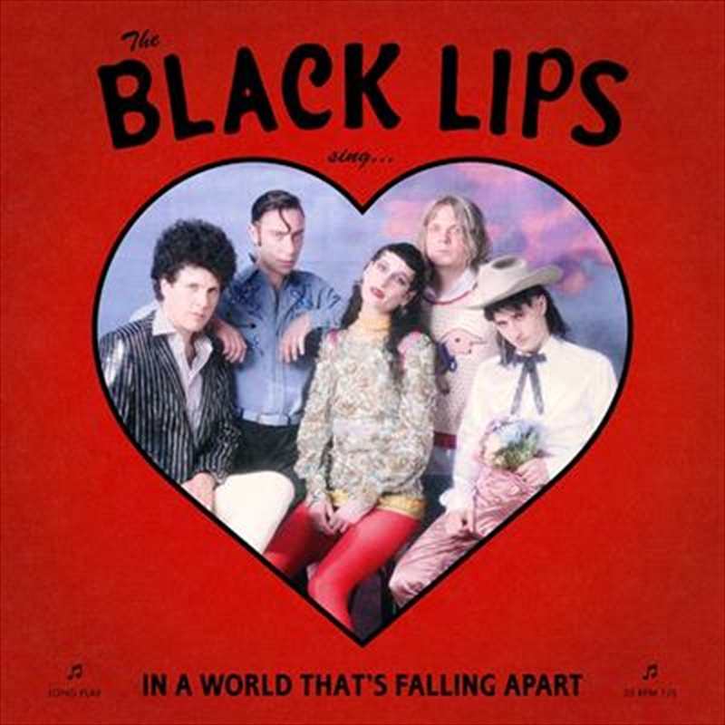 Sing In A World Thats Falling Apart - Limited Edition Red Coloured Vinyl | Vinyl