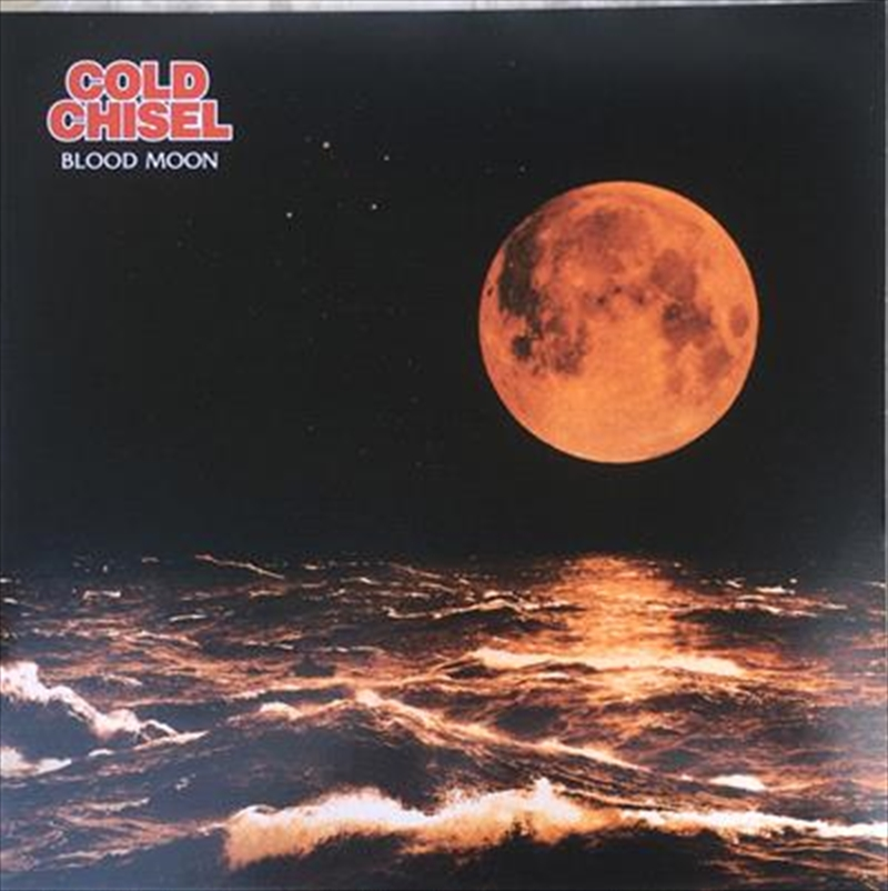 Blood Moon | Vinyl