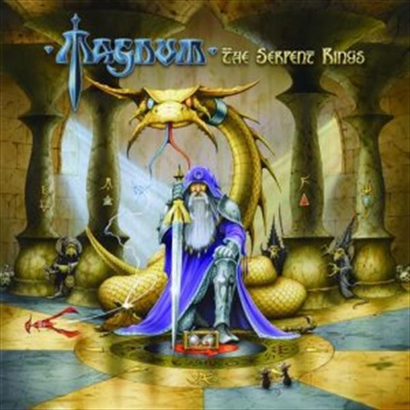 Serpent Rings   CD