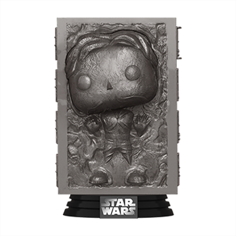 Star Wars - Han in Carbonite Pop! | Pop Vinyl
