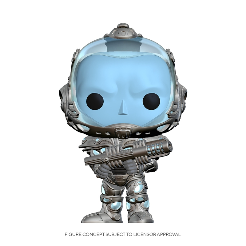 Batman & Robin - Mr Freeze Pop! | Pop Vinyl