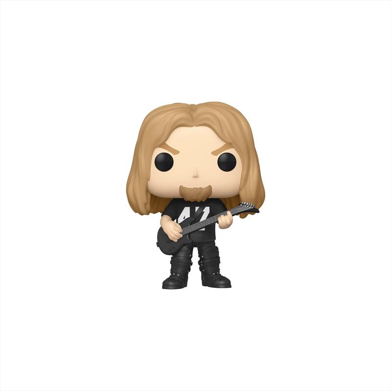 Slayer - Jeff Hanneman Pop!   Pop Vinyl