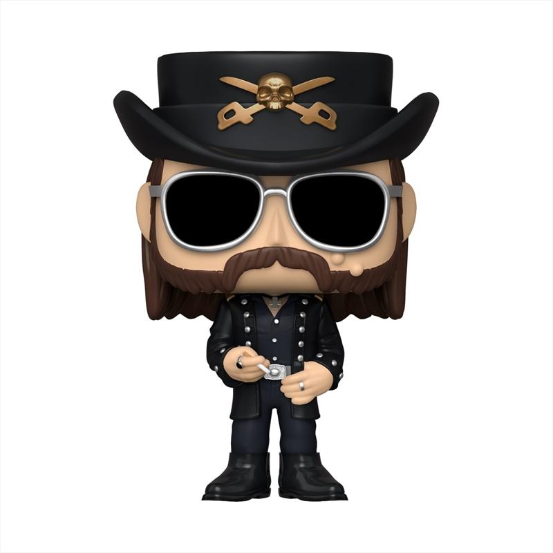 Motorhead - Lemmy Pop! Vinyl | Pop Vinyl