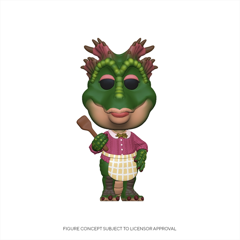 Dinosaurs (TV) - Fran Sinclair Pop! | Pop Vinyl