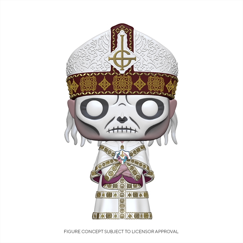Ghost - Papa Nil Pop! RS   Pop Vinyl