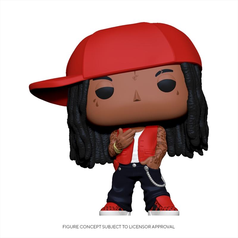 Lil Wayne - Lil Wayne Pop! | Pop Vinyl