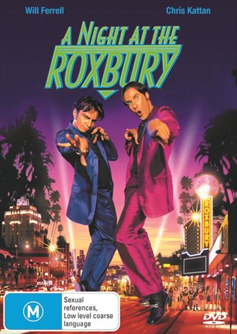 A Night At The Roxbury | DVD
