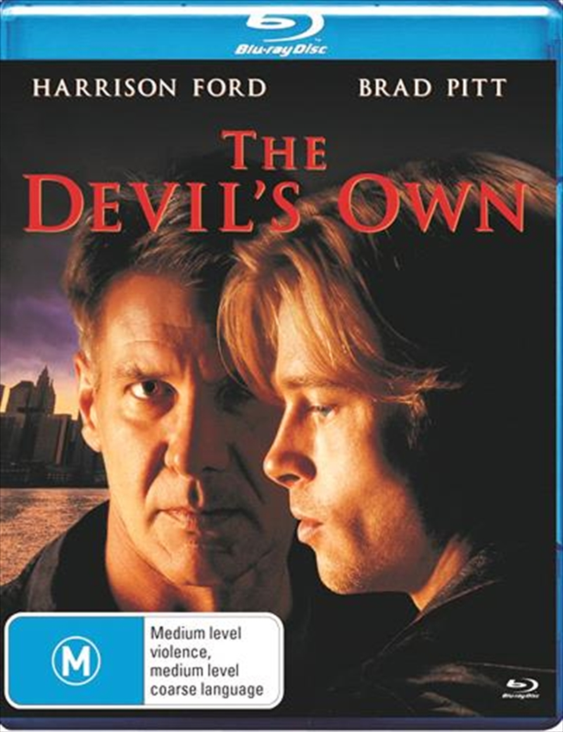 Devil's Own, The   Blu-ray