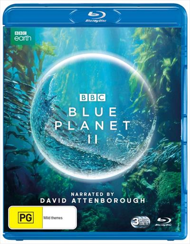 Blue Planet II | Blu-ray