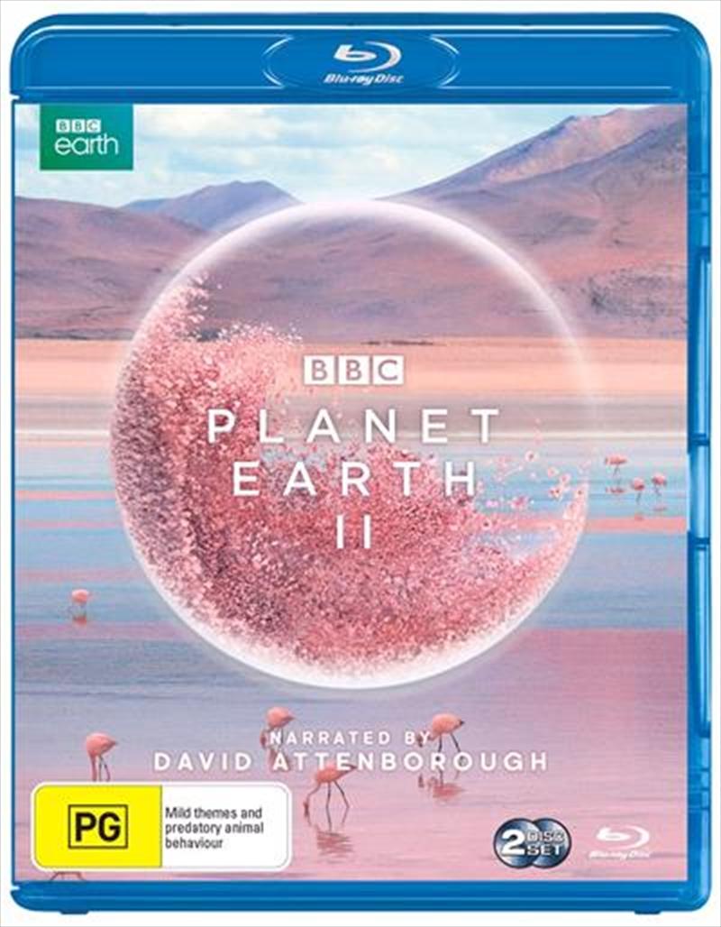 Planet Earth II   Blu-ray