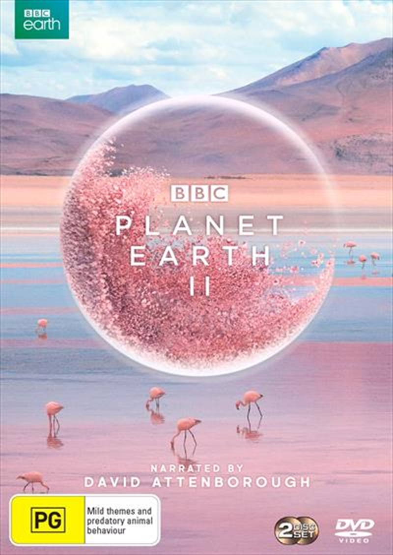 Planet Earth II | DVD