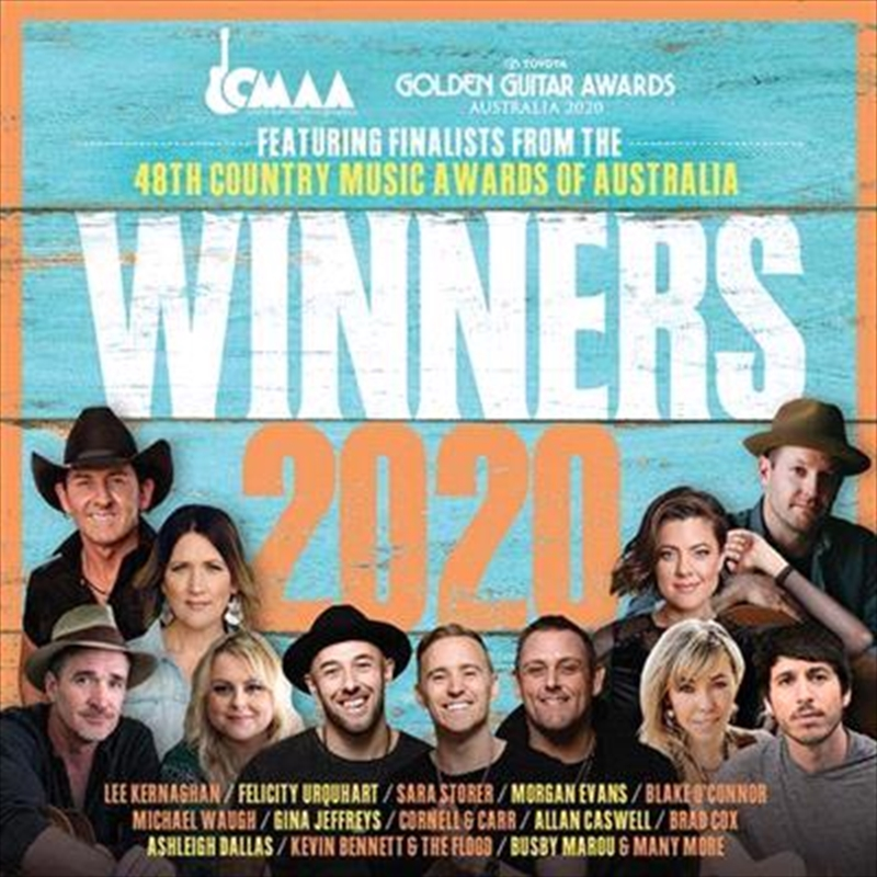 CMAA Winners 2020 | CD