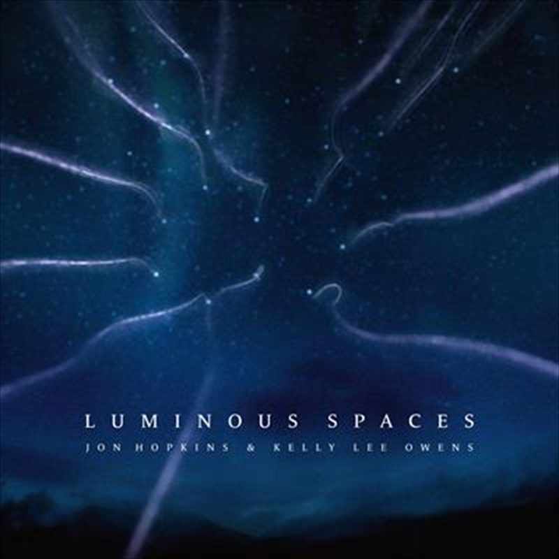 Luminous Spaces/Luminous Beings | Vinyl