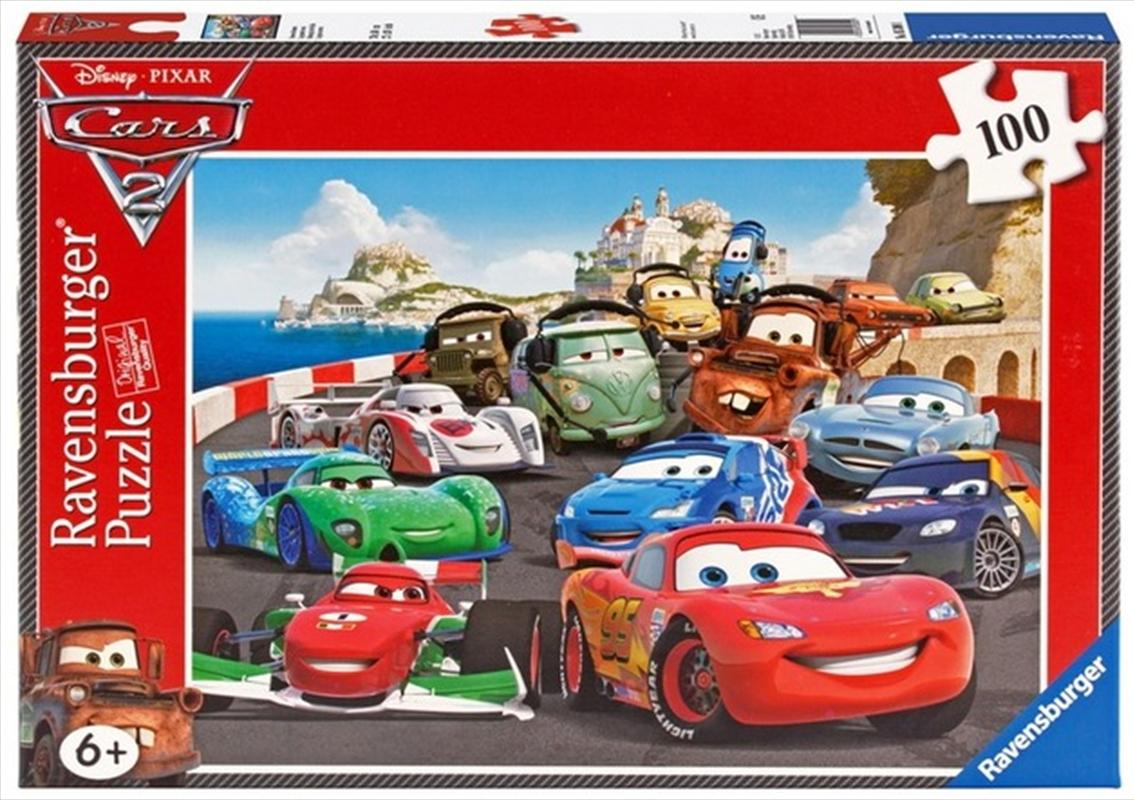 Disney Explosive Racing - Ravensburger 100 Piece Puzzle | Merchandise