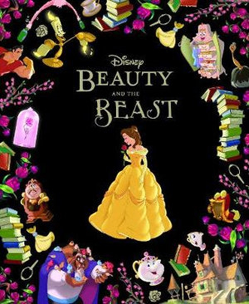 Beauty And The Beast - Disney Classic Collection | Hardback Book