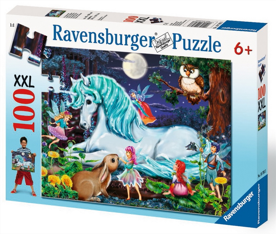 Enchanted Forest Puzzle 100pc | Merchandise