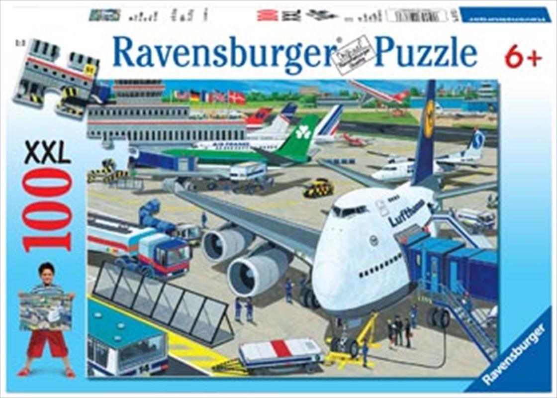 Airport Puzzle 100pc   Merchandise