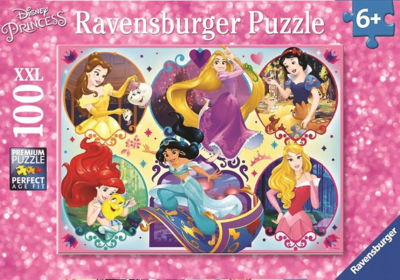 Disney Princess 2 - 100 Piece Puzzle | Merchandise