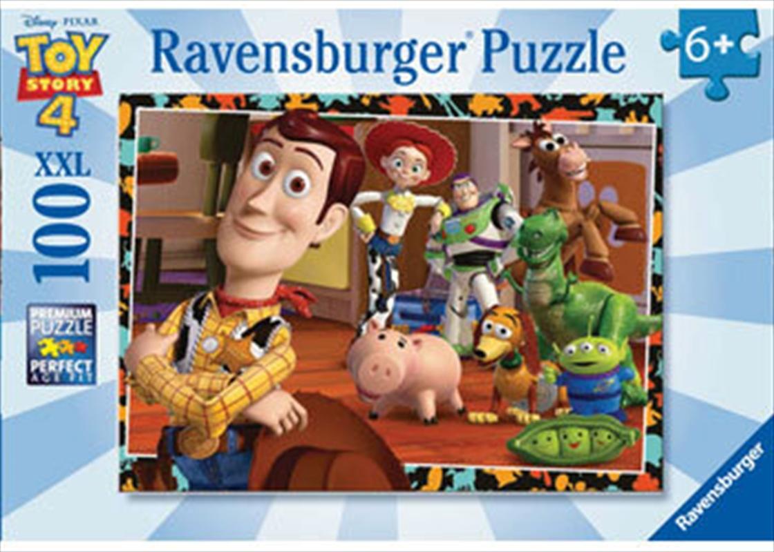 Disney Toy Story 4 - 100 Piece Puzzle | Merchandise