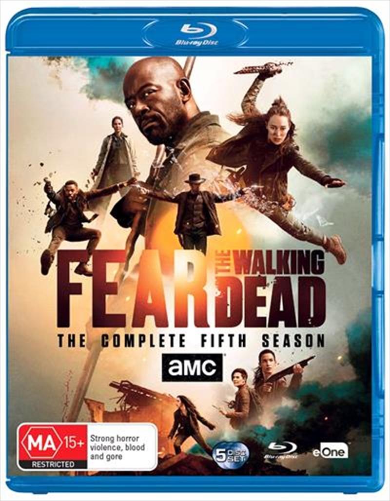 Fear The Walking Dead - Season 5 | Blu-ray