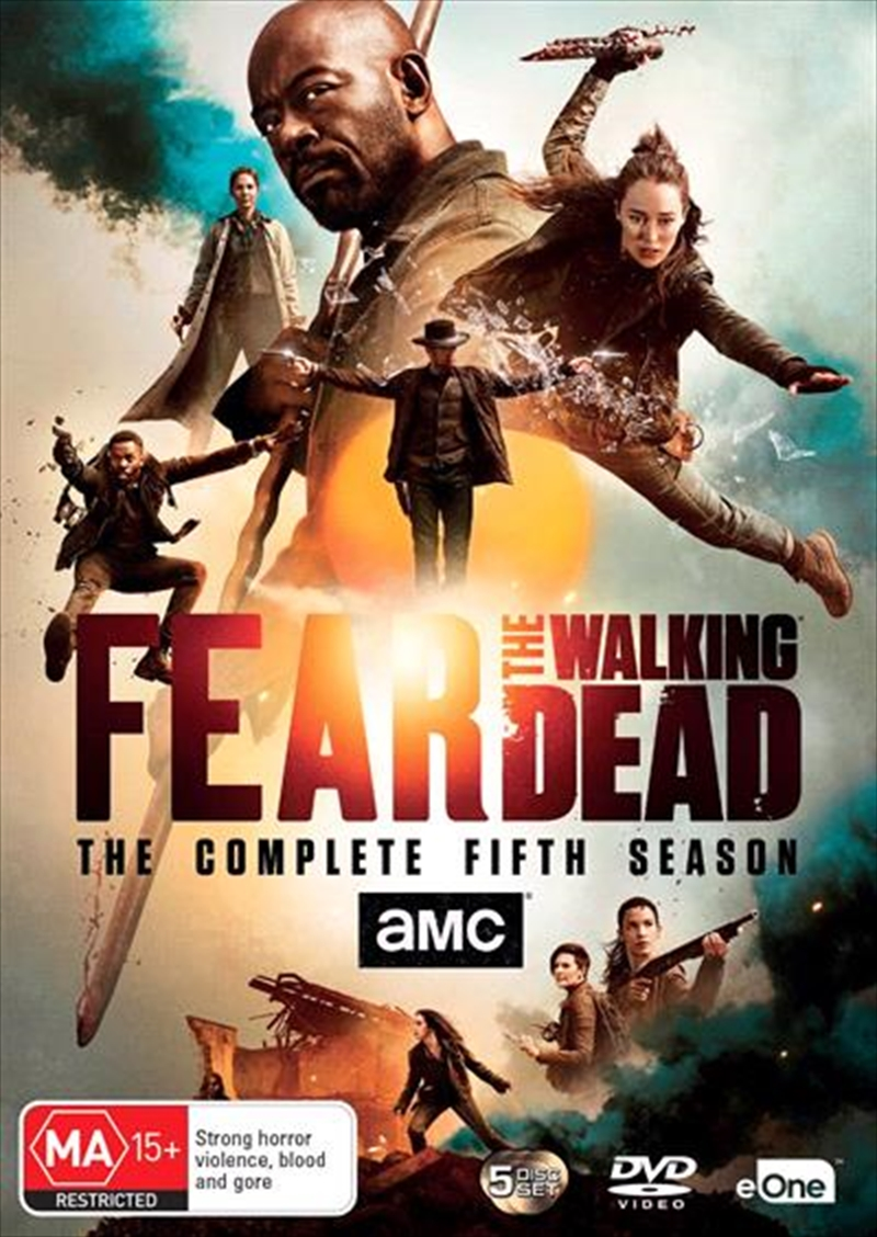 Fear The Walking Dead - Season 5 | DVD