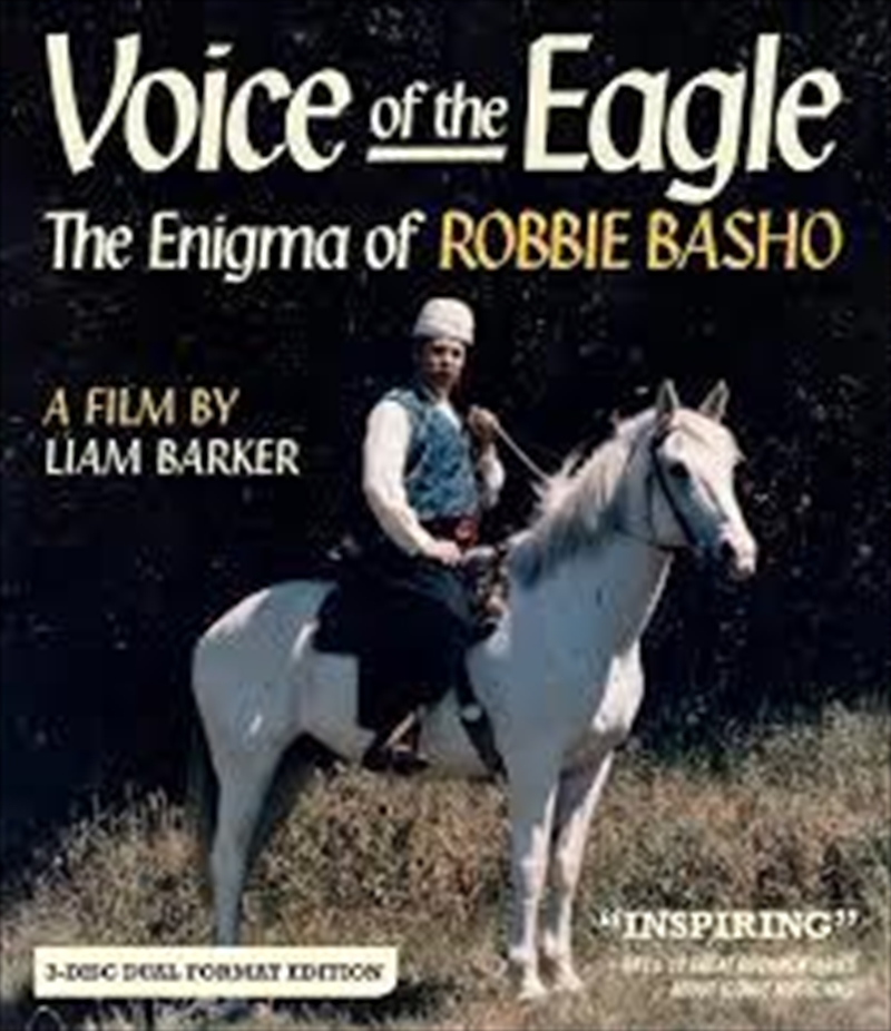 Voice Of The Eagle - The Enigma Of Robbie Basho | Blu-ray/DVD