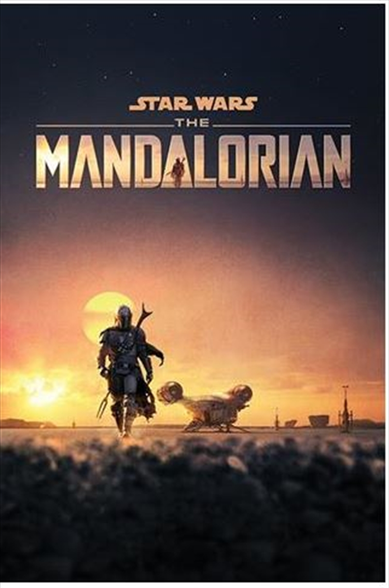 Star Wars: The Mandalorian - Dusk | Merchandise