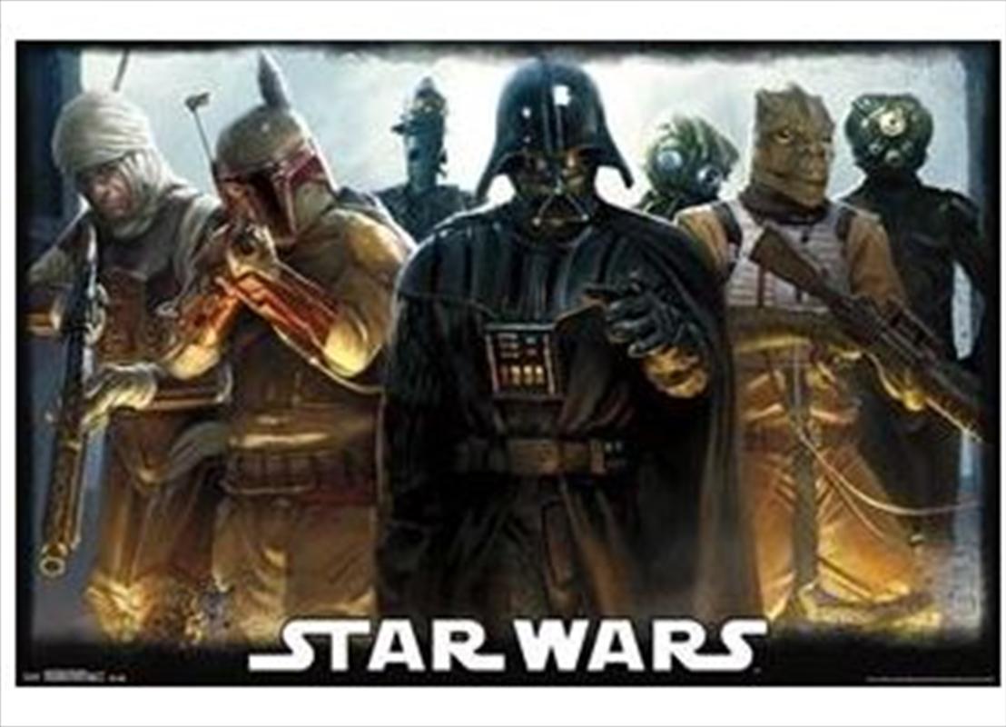 Star Wars - Bounty Hunters | Merchandise