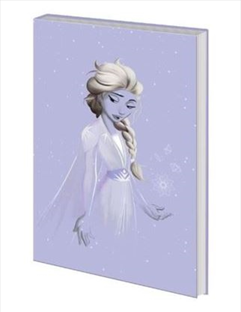 Frozen II - Elsa Lilac   Merchandise