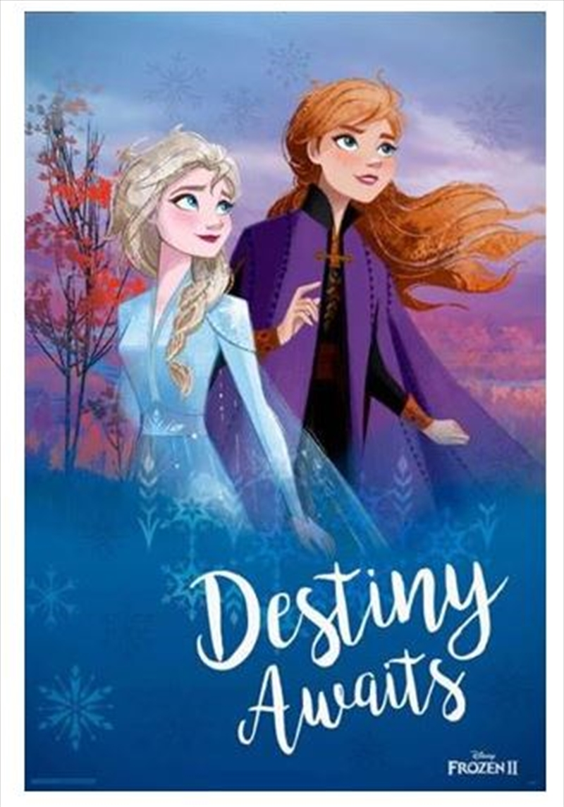 Frozen 2 - Destiny Awaits | Merchandise