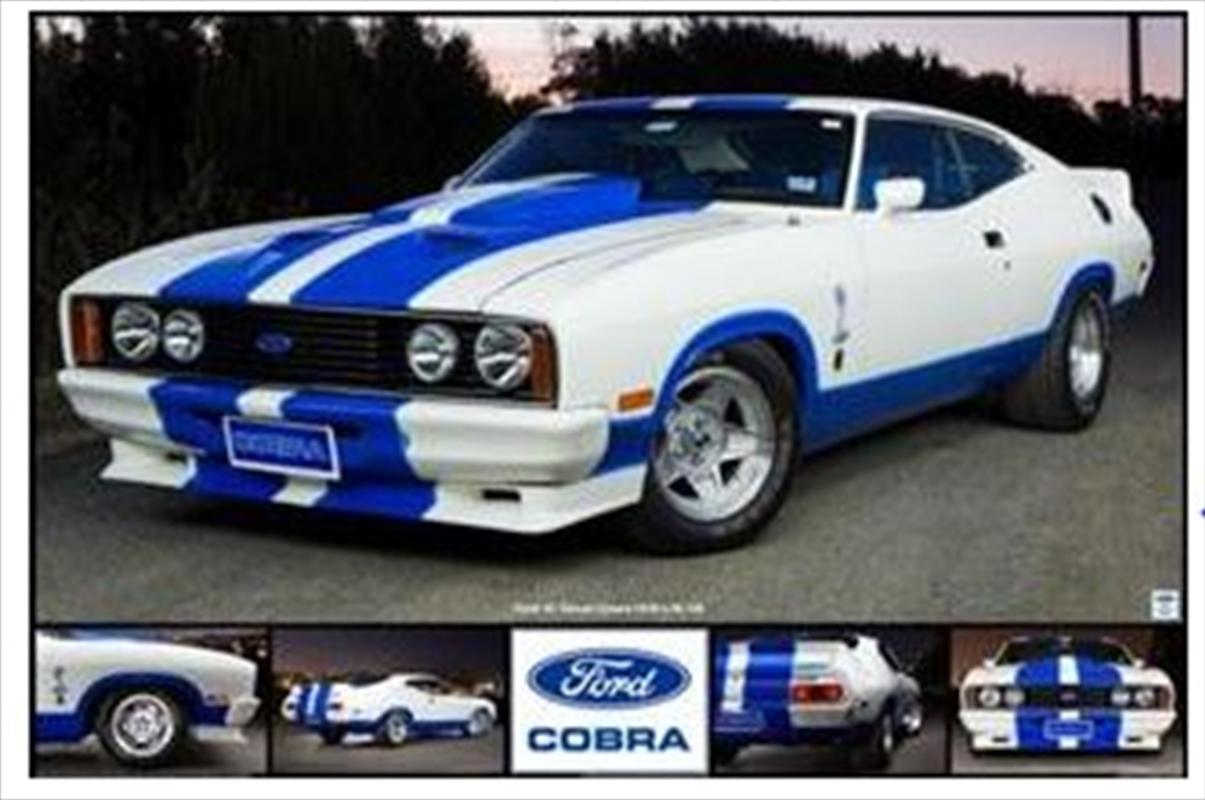 Ford - 1978 XC Falcon Cobra | Merchandise