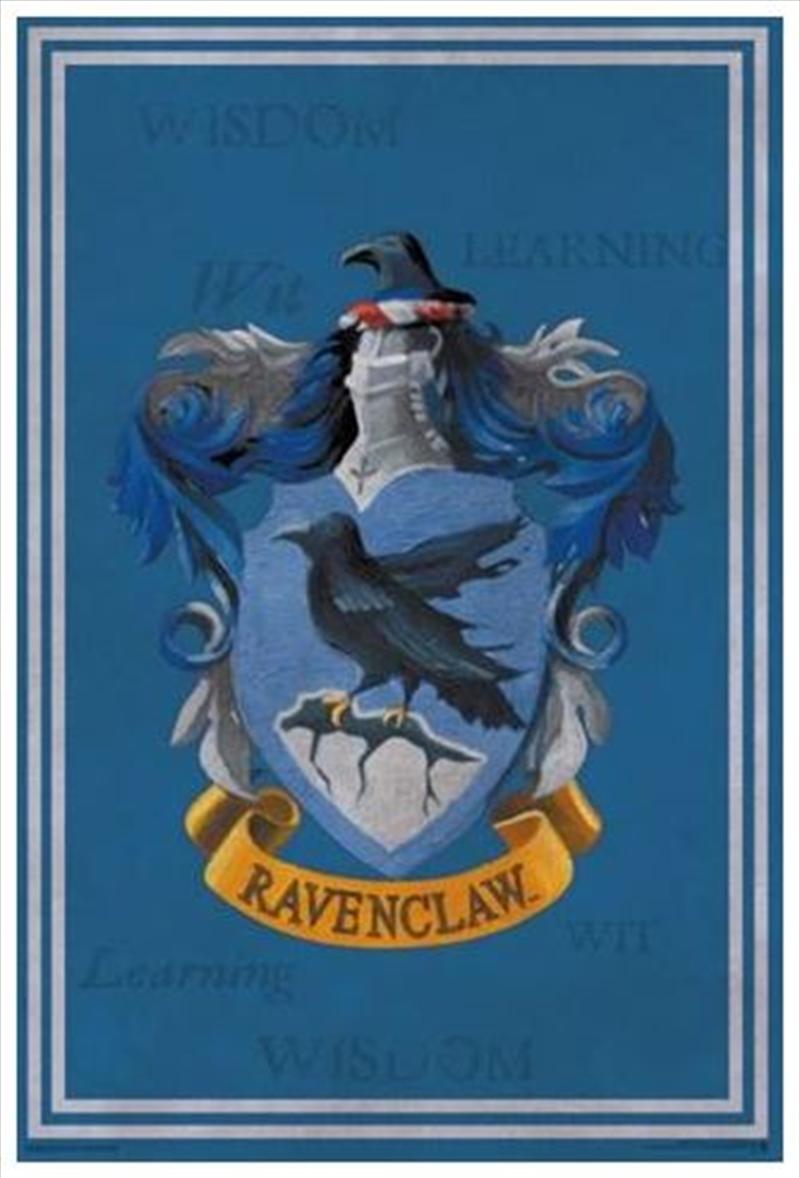 Harry Potter - Ravenclaw Crest | Merchandise