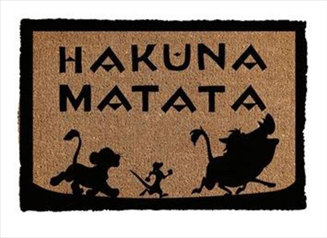 Lion King Classic - Hakuna Matata   Merchandise