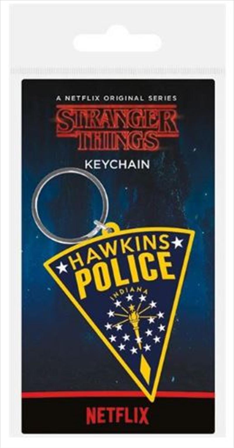 Stranger Things - Hawkins Police | Accessories