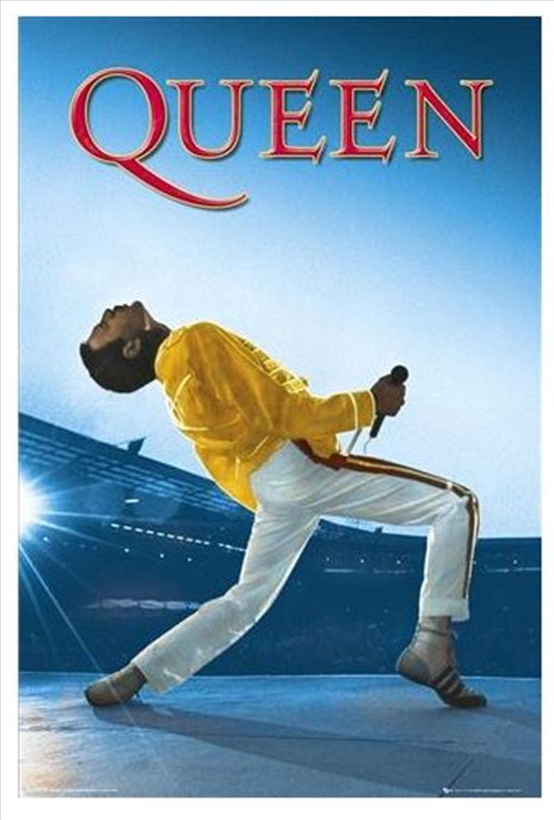 Queen - Wembley - Bravado | Merchandise