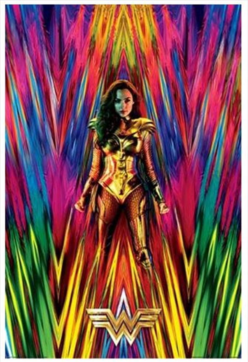 Wonder Woman 84 - Neon Static   Merchandise