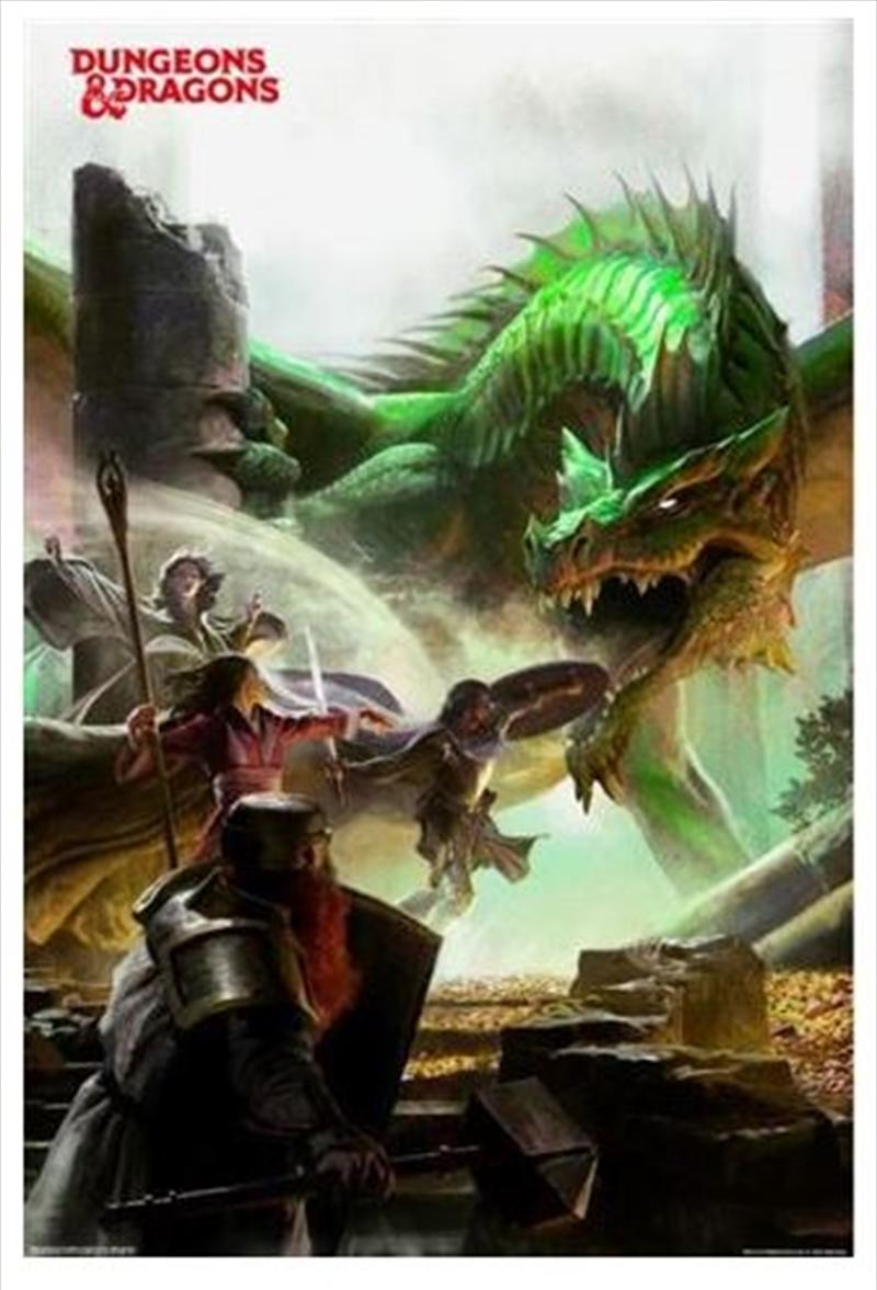 Dungeons & Dragons - Attack | Merchandise