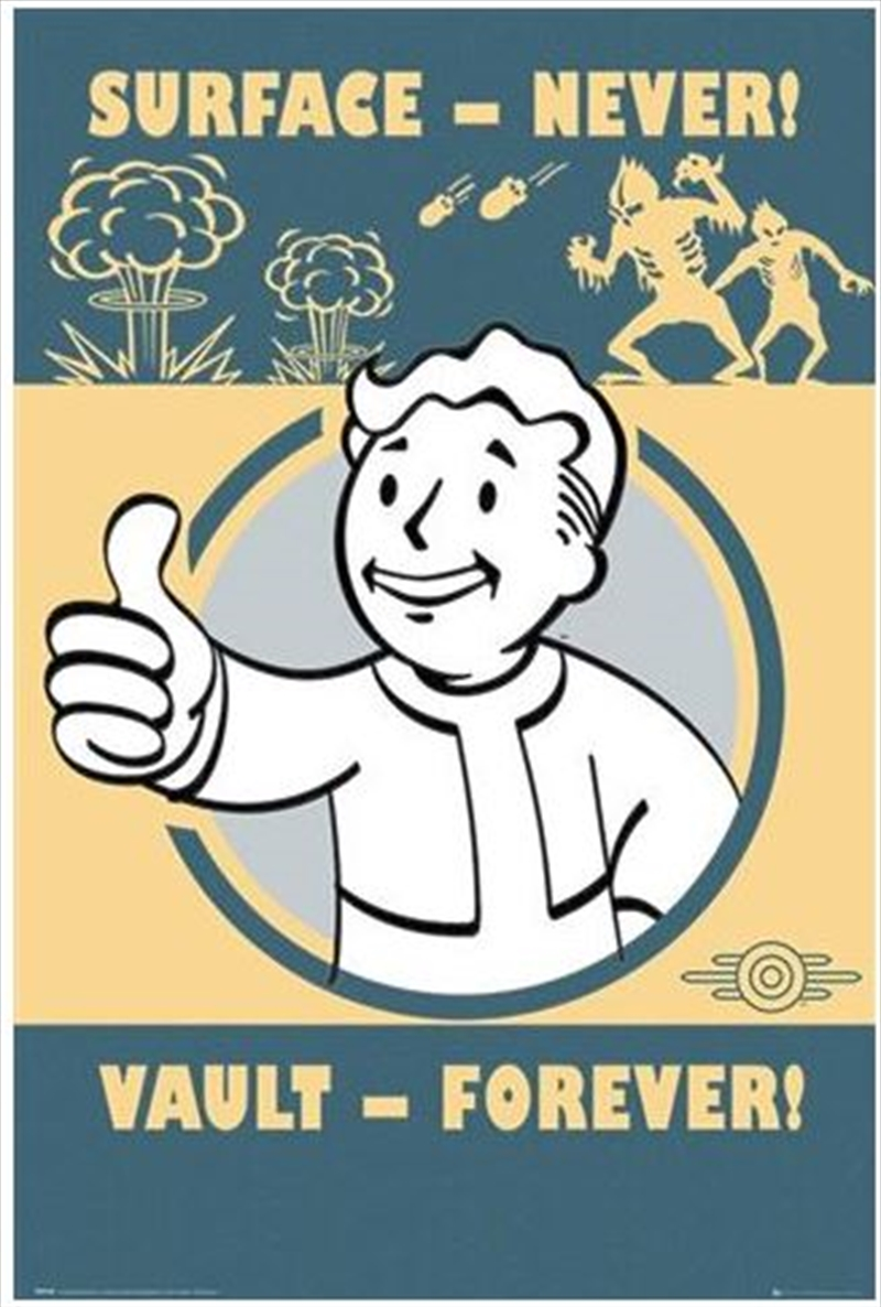 Fallout 4 - Vault Forever | Merchandise