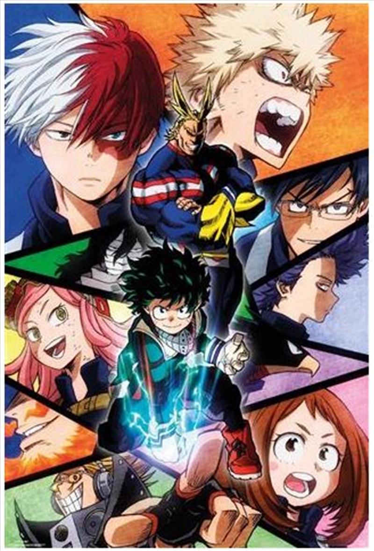 My Hero Academia - Panels | Merchandise