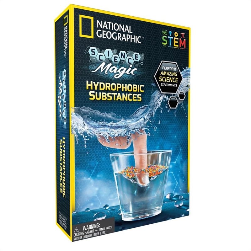 Hydrophobic Substances | Toy