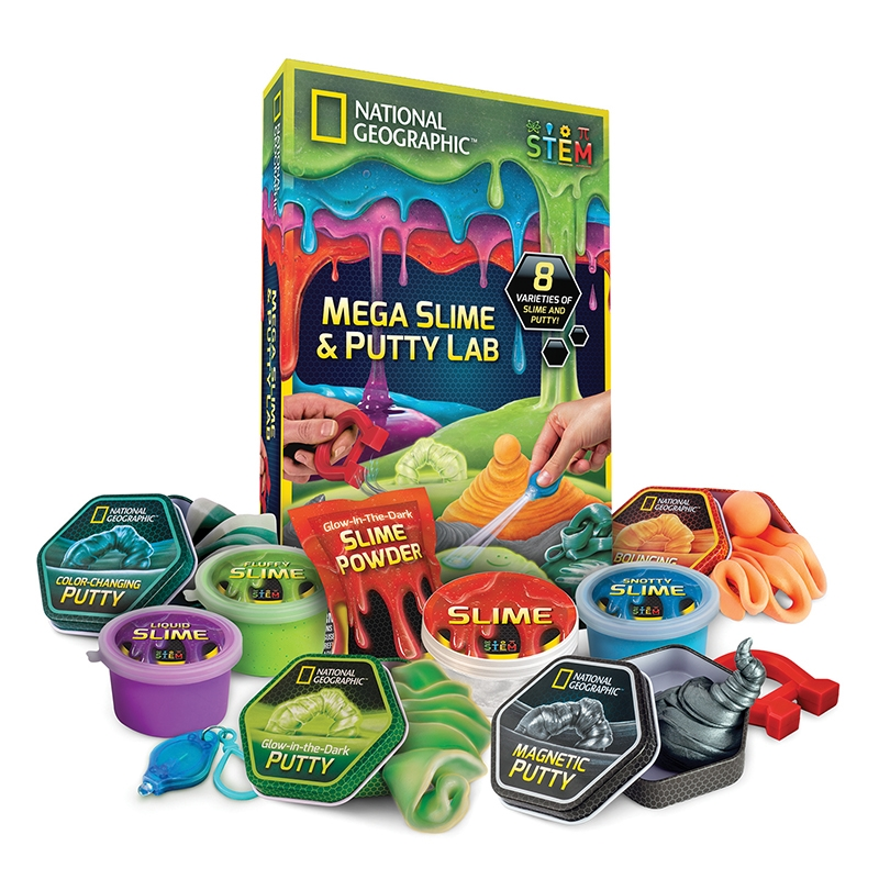 Mega Slime And Putty Lab | Toy